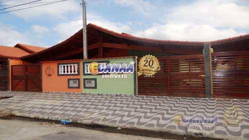 Casa, código 7657 em Mongaguá, bairro Vila Seabra