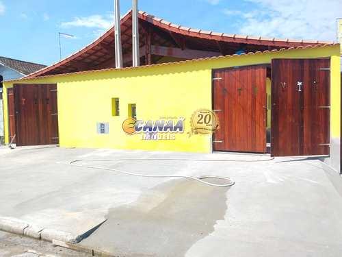 Casa, código 7663 em Mongaguá, bairro Balneário Itaguai