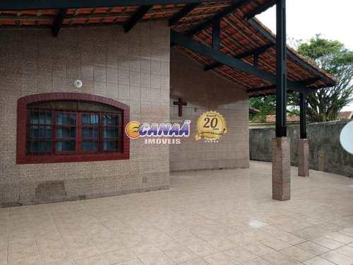 Casa, código 7675 em Mongaguá, bairro Parque Marinho