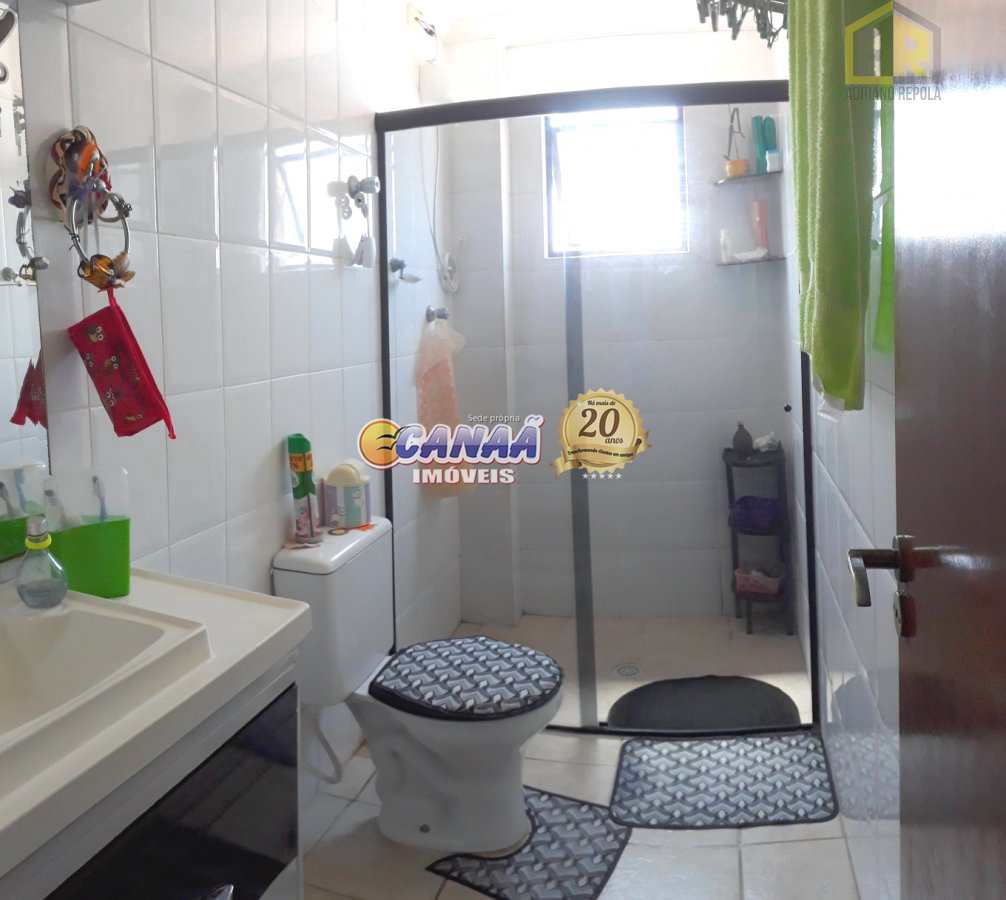 Apartamento em Mongaguá, no bairro Itaguaí