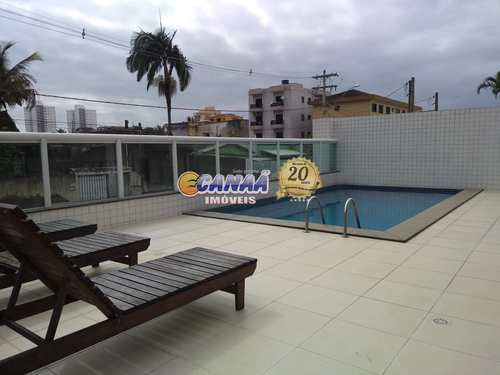 Apartamento, código 7686 em Mongaguá, bairro Centro