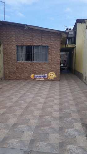 Casa, código 7698 em Mongaguá, bairro Balneário Plataforma