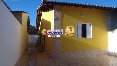 Casa, código 7703 em Mongaguá, bairro Jardim Leonor