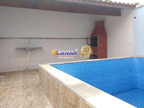 Casa, código 7704 em Mongaguá, bairro Balneário Regina Maria