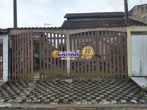 Sobrado, código 7708 em Mongaguá, bairro Balneário Samas
