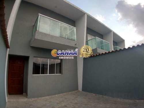 Sobrado, código 7710 em Mongaguá, bairro Vera Cruz