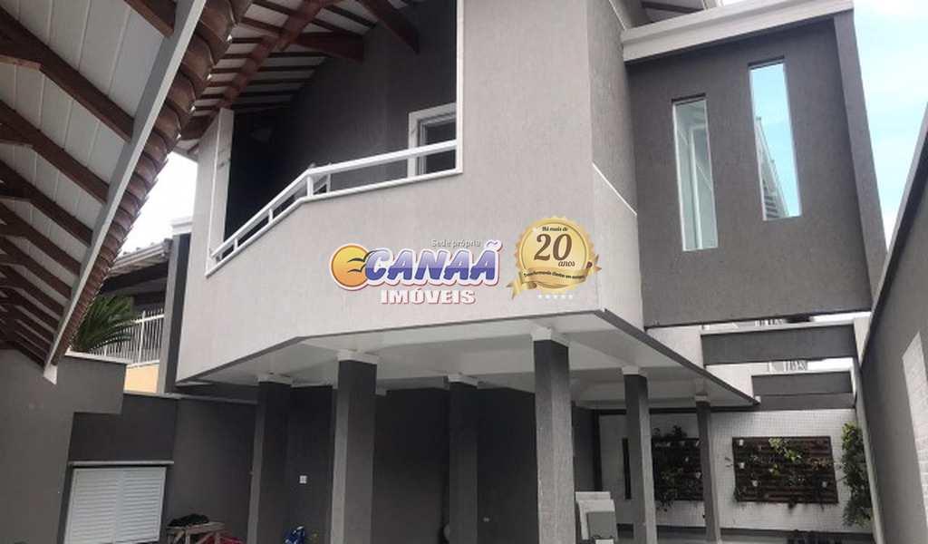 Sobrado de Condomínio em Praia Grande, bairro Vila Tupy