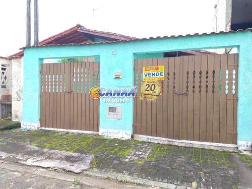 Casa, código 7757 em Mongaguá, bairro Flórida Mirim