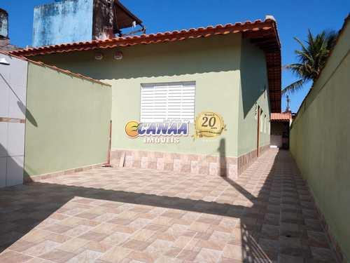 Casa, código 7786 em Mongaguá, bairro Itaguaí