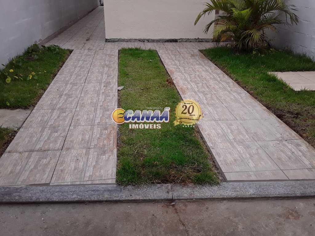 Casa em Itanhaém, no bairro Umuarama