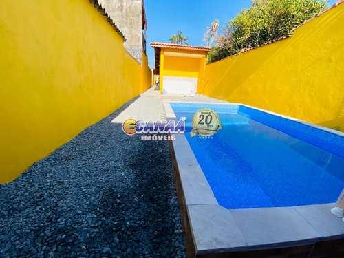 Casa, código 7818 em Mongaguá, bairro Vila Oceanopolis