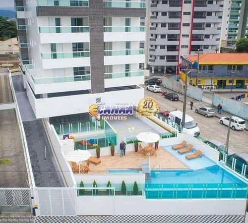 Apartamento, código 7824 em Mongaguá, bairro Santa Eugênia