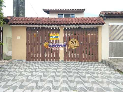 Sobrado, código 7829 em Mongaguá, bairro Balneário Itaguai