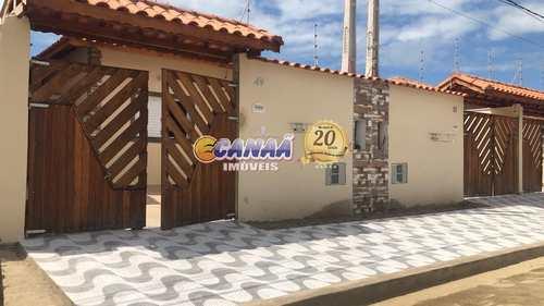 Casa, código 7832 em Itanhaém, bairro Bopiranga