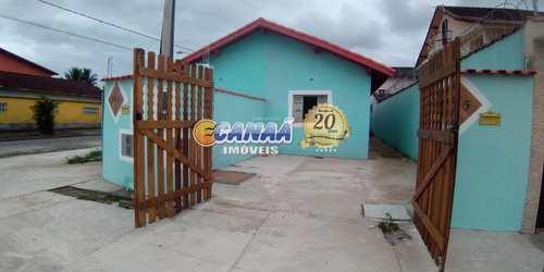 Casa, código 7840 em Mongaguá, bairro Balneário Regina Maria