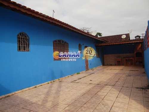 Casa, código 7842 em Mongaguá, bairro Balneário Itaguai