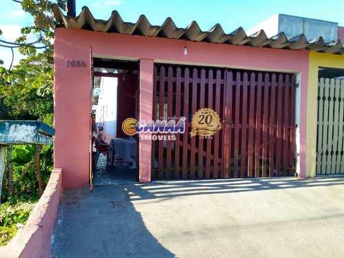 Casa, código 7852 em Mongaguá, bairro Balneário Flórida Mirim