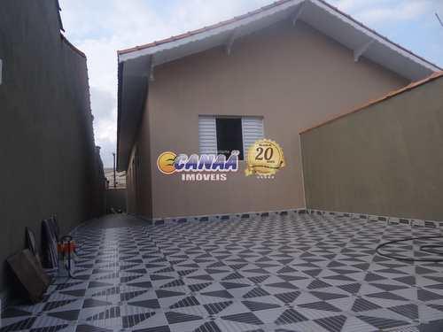 Casa, código 7870 em Mongaguá, bairro Itaóca