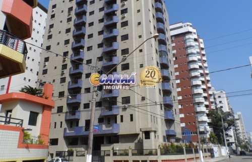 Apartamento, código 7896 em Praia Grande, bairro Aviação
