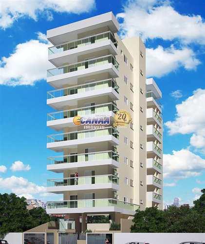 Apartamento, código 7901 em Praia Grande, bairro Tupi