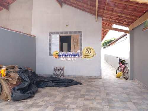 Casa, código 7920 em Mongaguá, bairro Itaguaí