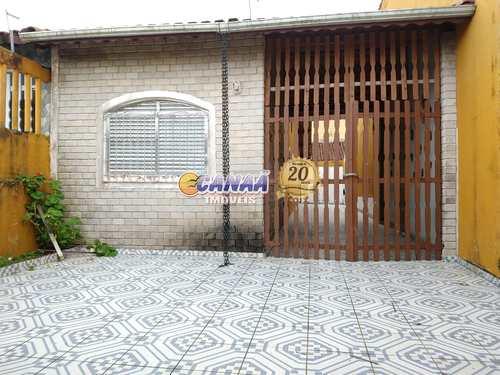 Casa, código 7922 em Mongaguá, bairro Balneário Plataforma