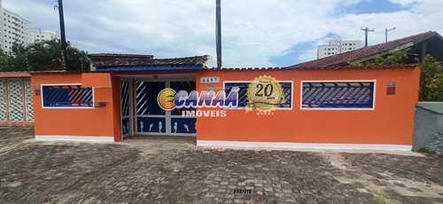 Casa, código 7931 em Mongaguá, bairro Jardim Praia Grande