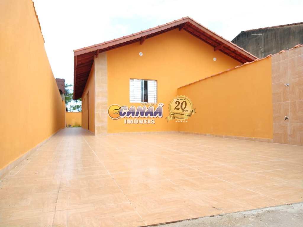 Casa em Itanhaém, no bairro Balneário Praia Mar
