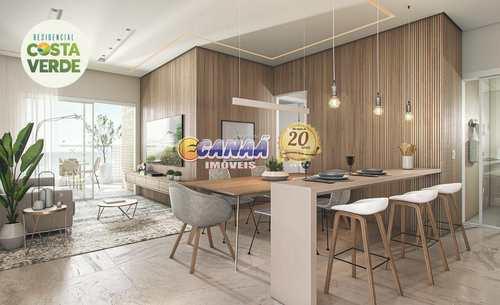 Apartamento, código 7941 em Mongaguá, bairro Vila Atlântica