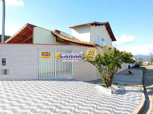 Sobrado, código 7951 em Mongaguá, bairro Balneário Santa Eugênia