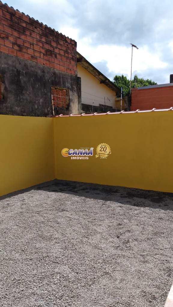 Casa em Itanhaém, no bairro Jardim das Palmeiras