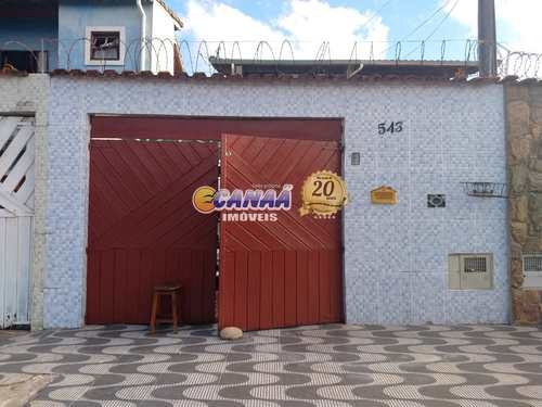 Sobrado, código 7994 em Mongaguá, bairro Itaguaí