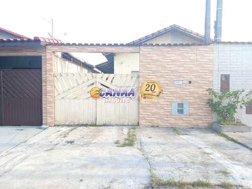 Casa, código 7996 em Mongaguá, bairro Balneário Itaguai
