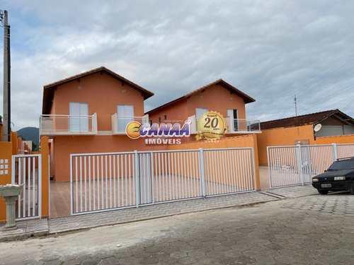 Casa de Condomínio, código 8014 em Mongaguá, bairro Vila Atlântica