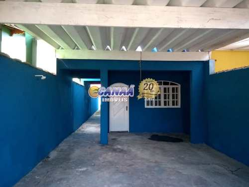 Casa, código 8020 em Mongaguá, bairro Balneário Itaguai