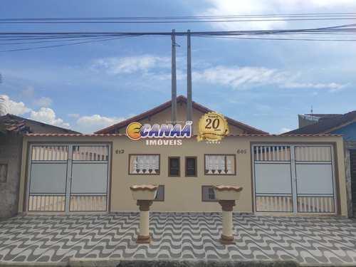 Casa, código 8022 em Mongaguá, bairro Balneário Plataforma