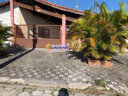 Casa, código 8028 em Mongaguá, bairro Balneário Flórida Mirim