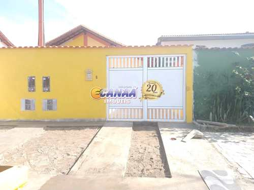 Casa, código 8040 em Mongaguá, bairro Balneário Itaguai