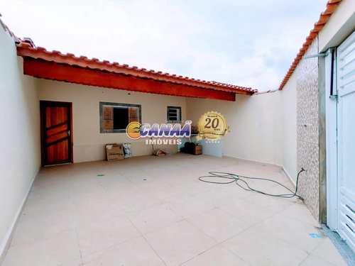Casa, código 8056 em Mongaguá, bairro Jardim Aguapeu