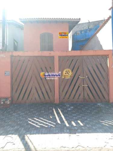 Sobrado, código 8071 em Mongaguá, bairro Agenor de Campos