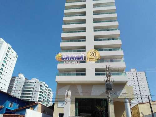 Apartamento, código 8082 em Mongaguá, bairro Centro