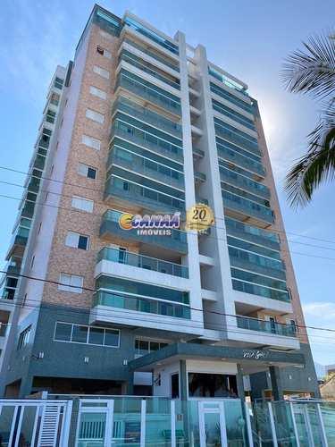 Apartamento, código 8084 em Mongaguá, bairro Centro