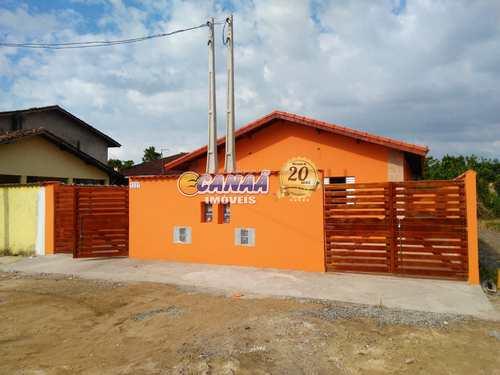 Casa, código 8101 em Itanhaém, bairro Jardim Regina
