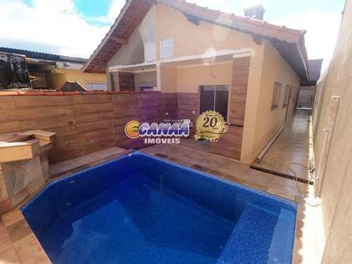 Casa, código 8102 em Mongaguá, bairro Jardim Praia Grande
