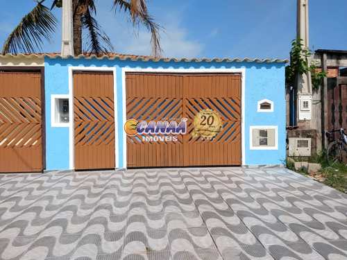 Casa, código 8105 em Itanhaém, bairro Jardim Santa Terezinha