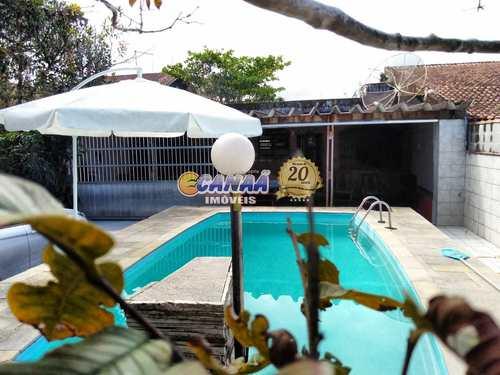 Casa, código 8107 em Mongaguá, bairro Balneário Jussara
