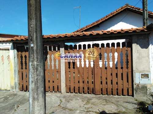 Casa, código 8108 em Mongaguá, bairro Balneário Itaguai