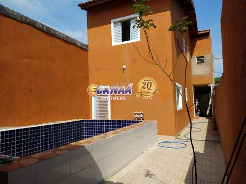 Casa, código 8113 em Itanhaém, bairro Jardim Santa Terezinha