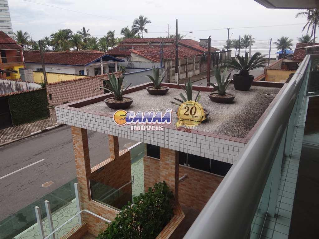 Cobertura em Mongaguá, no bairro Vila São Paulo