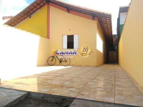 Casa, código 8125 em Mongaguá, bairro Balneário Itaguai